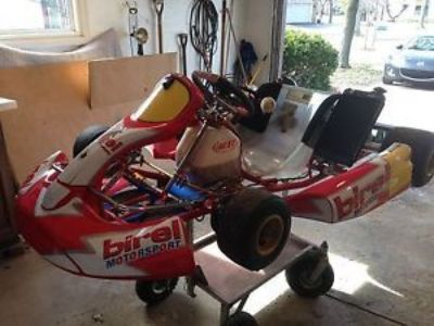 Sell Birel Stock Moto shifter kart motorcycle in Naperville, Illinois, United States, for US $2,995.00