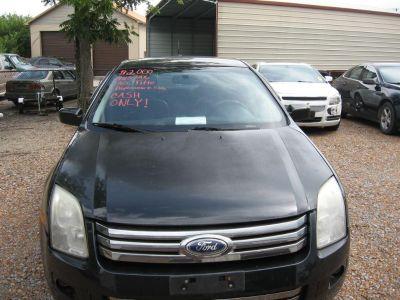 2009 Ford Fusion SE (BLK)