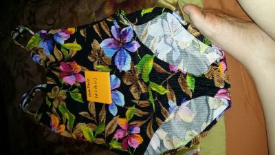 flower one piece bathing suits