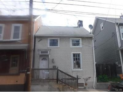 1 Bed 2 Bath Foreclosure Property in Catasauqua, PA 18032 - 2nd St