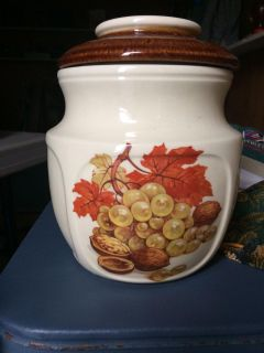 Cookie Jar or for Kitchen Uses, MORE INFO