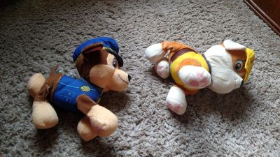 Chase and rubble