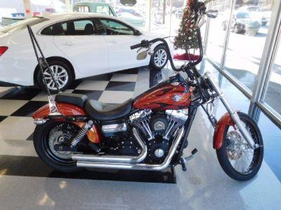 2011 Harley-Davidson FXDWG WideGlide