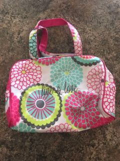 Thirty-One makeup travel bag
