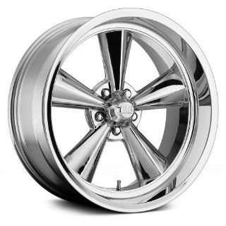 Sell 20x8 U.S. MAGS Wheels +1 | 5x120.65 | 72.6 STANDARD 1PC Rims Chrome (Set of 4) motorcycle in Chino, California, United States, for US $1,116.00