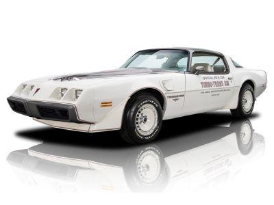1980 Pontiac Firebird Trans Am Turbo Indy Pace Car Edition