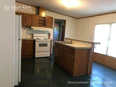 Single-family home Rental - 89 Crain Road