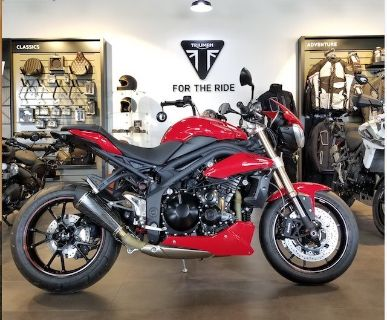 2015 Triumph Speed Triple ABS Sport Motorcycles Cleveland, OH