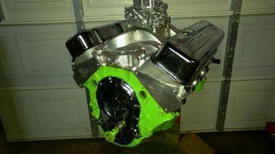 450 HP 454-500 HP 454-600HP 496
