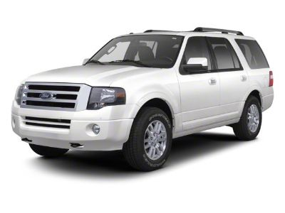 2013 Ford Expedition Limited (White)