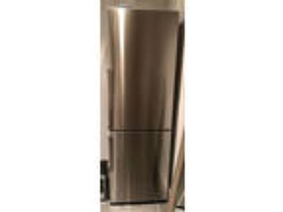 Summit 24 inch Bottom Freezer Refrigerator - FFBF246SS