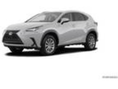 used 2019 Lexus NX 300 for sale.