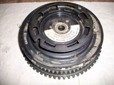Sell 1988 Forcer 35hp Outboard Motor Engine Flywheel motorcycle in Independence, Missouri, United States, for US $45.00