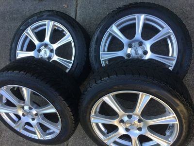 Goodyear Ultra Grip® Ice WRT wheels, Sport edition