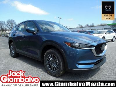 2018 Mazda CX-5 Sport (Eternal Blue Mica)