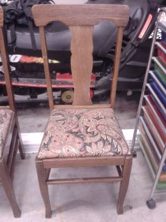 3 Antique Like Dining Room Chairs