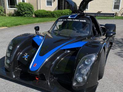 Radical RXC Turbo V6
