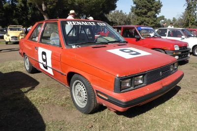 Renault Cup Raced Car