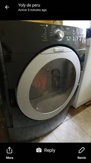 Gas Maytag Front Loader for Trade Dryer