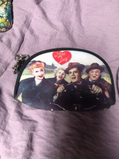 I love Lucy Coin Purse