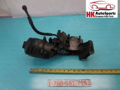 Find BMW E46 325I 525I Z3 ENGINE OIL FILTER CANISTER HOUSING ASSEMBLY M54 RWD AT OEM motorcycle in Hesperia, California, United States, for US $98.89