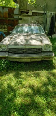 Looking for a great project here you go 1976 ElCamino $1200