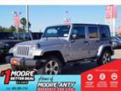 2018 Jeep Wrangler Unlimited Silver, 29 miles