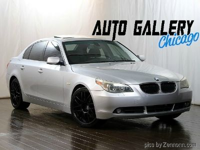 2005 BMW 5-Series 530i 4dr Sdn