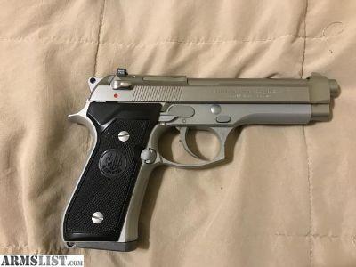For Sale: Beretta 92FS inox