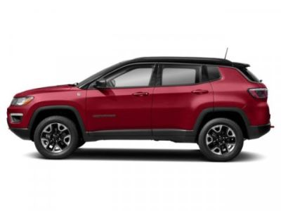 2019 Jeep Compass Trailhawk (Redline Pearlcoat)