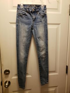 American Eagle outfitters OR skinny jeans EUC