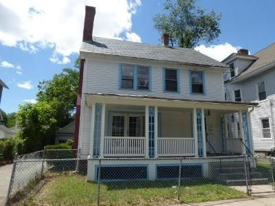 5 Bed 2 Bath Foreclosure Property in Springfield, MA 01109 - Norfolk St