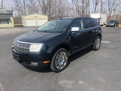 2008 Lincoln MKX Base (Dark Blue Ink Metallic)