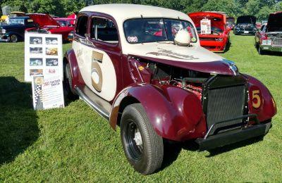 1937 Ford Coach
