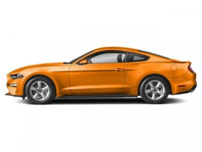 2019 Ford Mustang EcoBoost (Orange Fury Metallic Tri-Coat)
