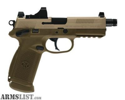 For Sale: FNX 45 TACTICAL FNX-45 FDE New In box FNH USA