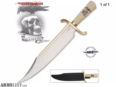 For Sale: Gil Hibben Expendables Bowie Knife