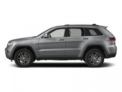 2018 Jeep Grand Cherokee Limited (Billet Silver Metallic Clearcoat)