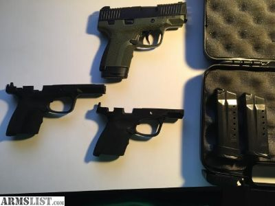 For Sale: Honor Guard 9mm Sub-Compact