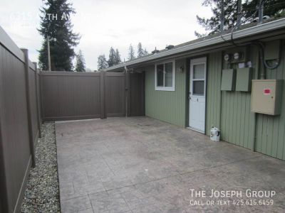 Marysville 1 bd/1 ba with luxuriant upgrades