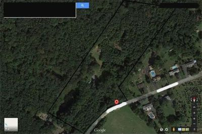 $10,000 BONUS 10.73 ACRES 2 BED COTTAGE - ULTIMATE SECLUSION ( OWNER FINANCING) South Brunswick N.J.