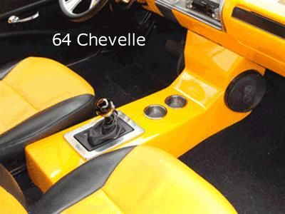 Sell 64,65,66,67,68,70 Chevelle el Camino center console classic muscle cars #3 motorcycle in Tavernier, Florida, US, for US $205.00