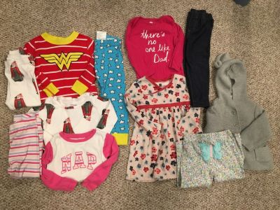 18-24 month girl clothes LOT!