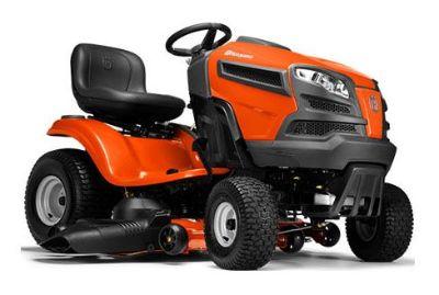 2019 Husqvarna Power Equipment YTH24V54 Lawn Tractor Briggs & Stratton Residential Tractors Hancock, WI