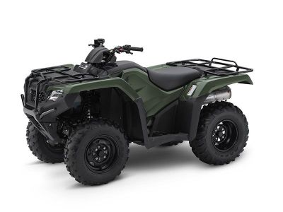 2017 Honda FourTrax Rancher Utility ATVs Broken Arrow, OK