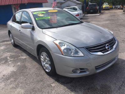 2011 Nissan Altima 2.5 (Silver)
