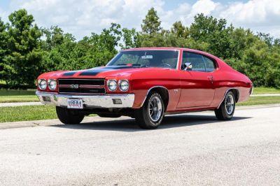 1970 Mercury Grand Marquis LS (Cranberry Red)