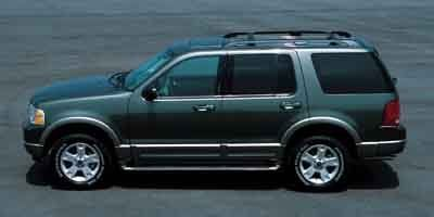 2004 Ford Explorer XLS (White)