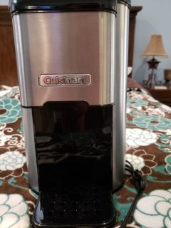 Cuisinart Grind and Brew single cup coffee brewer