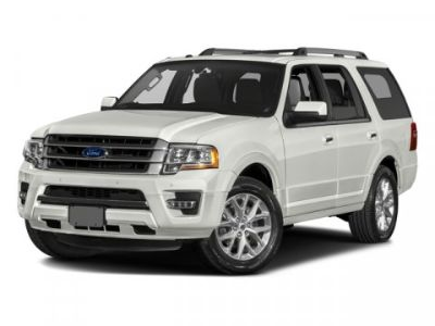 2016 Ford Expedition Limited (White)